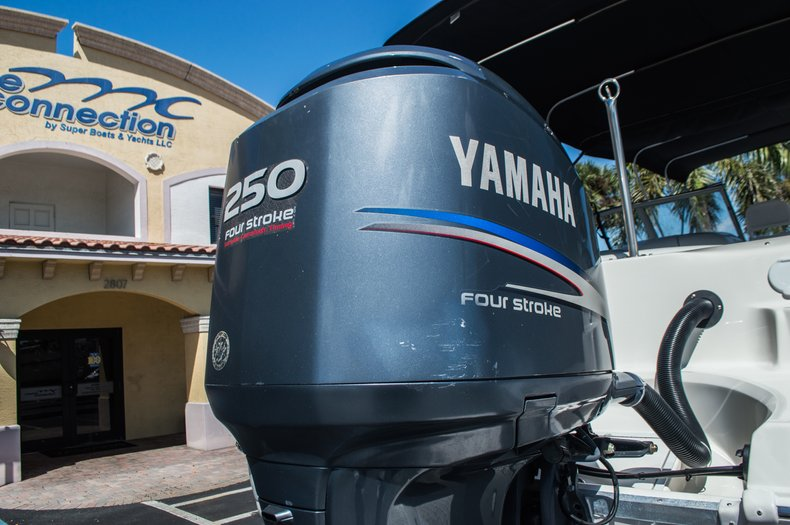 Thumbnail 57 for Used 2006 Hurricane SunDeck SD 237 OB boat for sale in West Palm Beach, FL