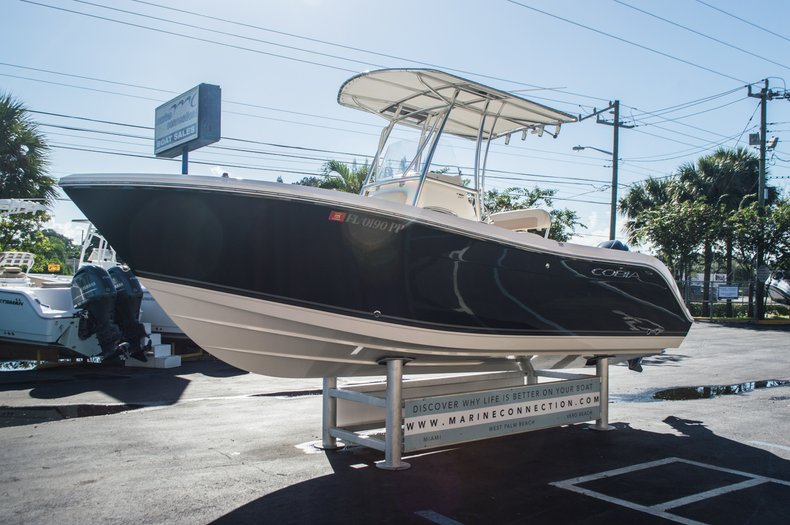 Thumbnail 3 for Used 2014 Cobia 217 Center Console boat for sale in West Palm Beach, FL