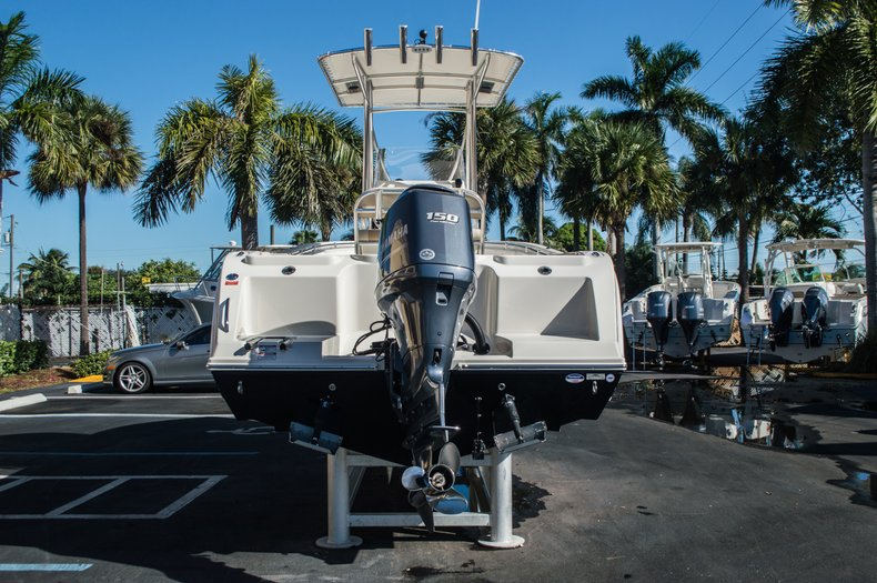 Thumbnail 6 for Used 2014 Cobia 217 Center Console boat for sale in West Palm Beach, FL