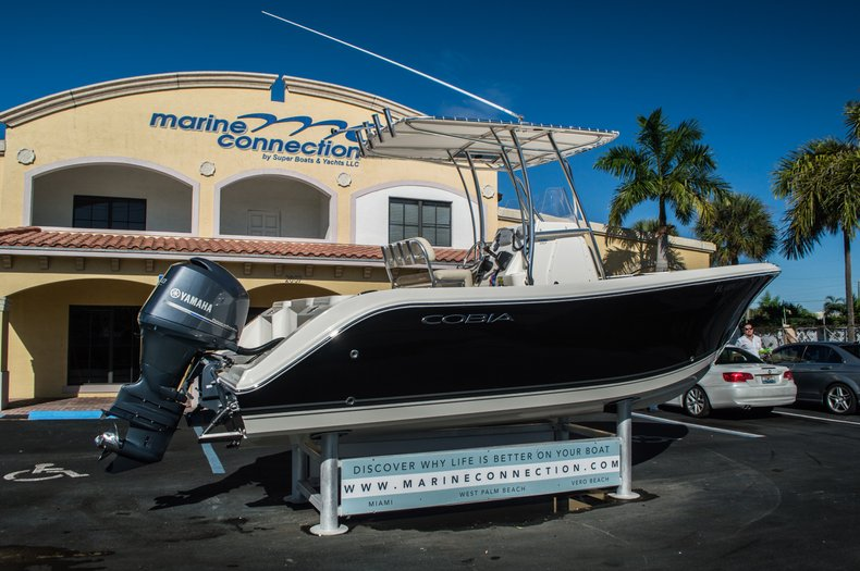 Thumbnail 7 for Used 2014 Cobia 217 Center Console boat for sale in West Palm Beach, FL