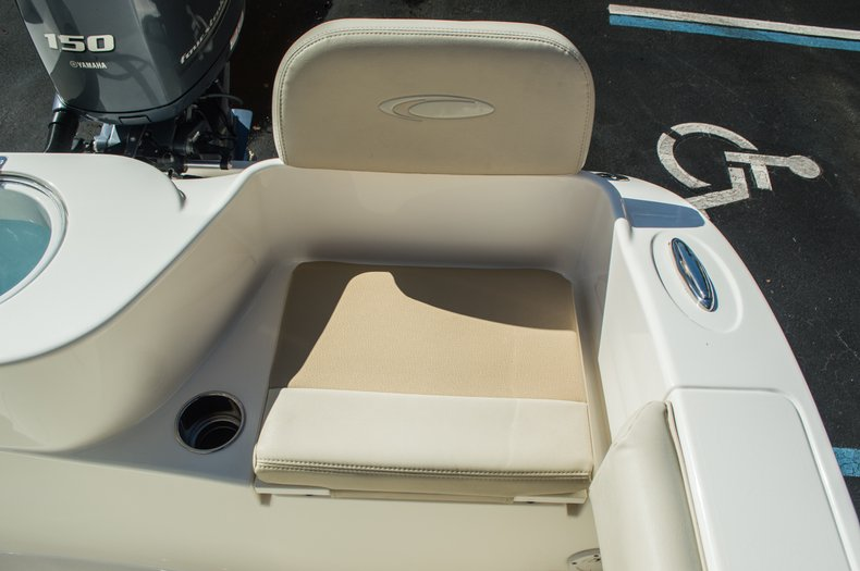 Thumbnail 45 for Used 2014 Cobia 217 Center Console boat for sale in West Palm Beach, FL