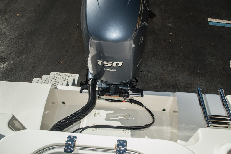 Thumbnail 47 for Used 2014 Cobia 217 Center Console boat for sale in West Palm Beach, FL
