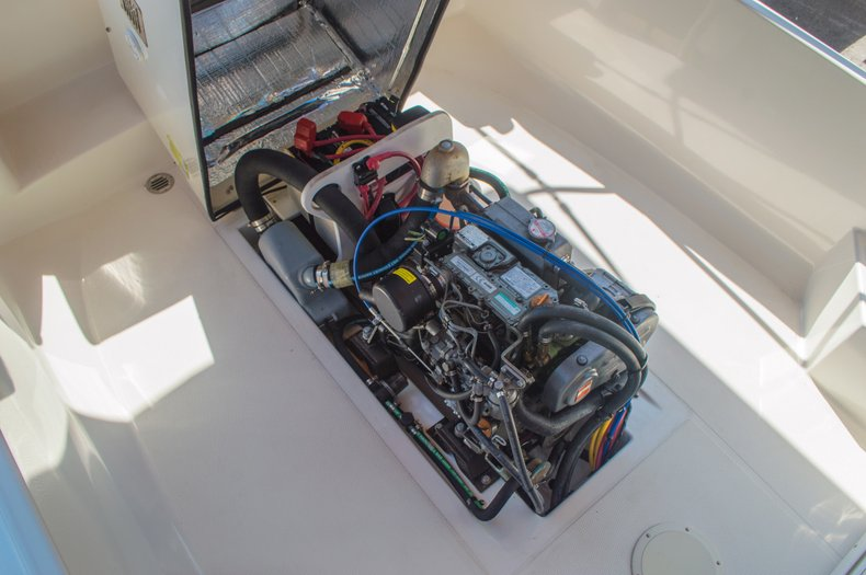 Thumbnail 17 for Used 2010 Ranger Tug R21 EC boat for sale in West Palm Beach, FL