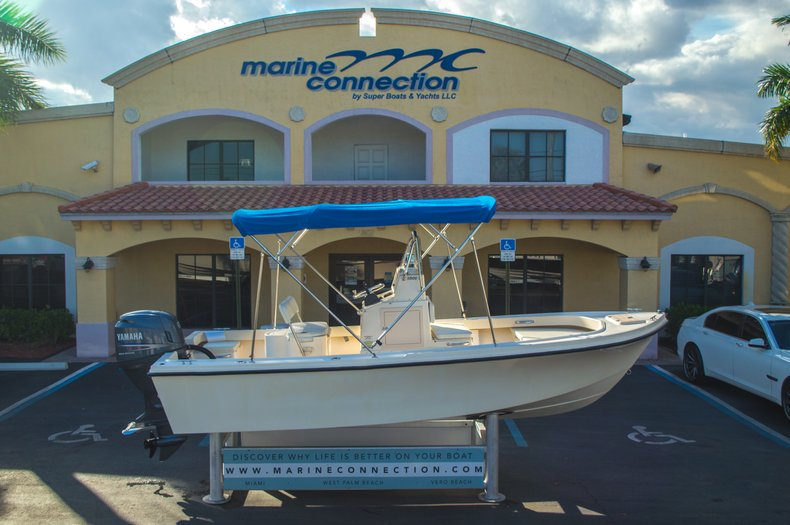 Used 2008 PARKER 1801 Center Console for sale