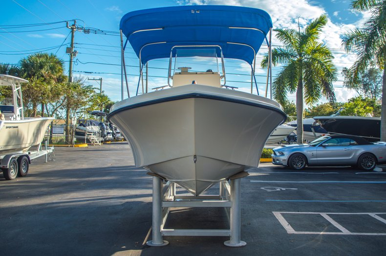 Thumbnail 2 for Used 2008 PARKER 1801 Center Console boat for sale in West Palm Beach, FL