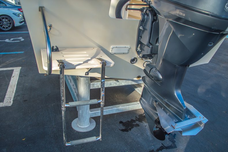 Thumbnail 10 for Used 2008 PARKER 1801 Center Console boat for sale in West Palm Beach, FL