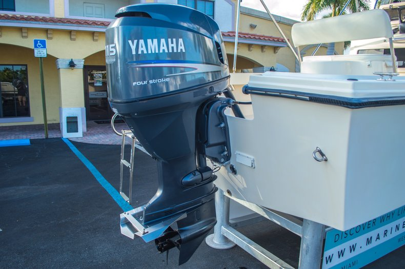 Thumbnail 13 for Used 2008 PARKER 1801 Center Console boat for sale in West Palm Beach, FL