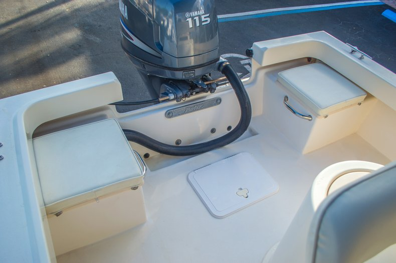 Thumbnail 19 for Used 2008 PARKER 1801 Center Console boat for sale in West Palm Beach, FL