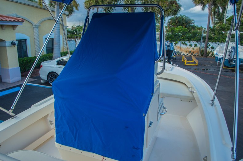 Thumbnail 52 for Used 2008 PARKER 1801 Center Console boat for sale in West Palm Beach, FL