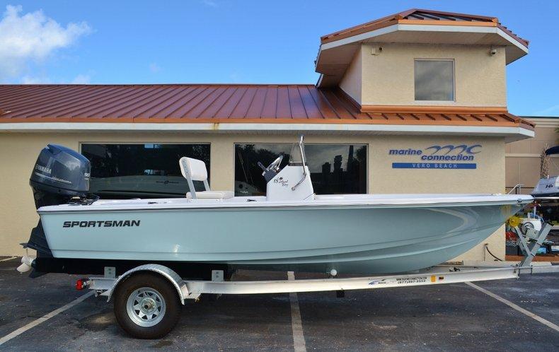 New 2016 Sportsman 18 Island Bay boat for sale in West Palm Beach, FL