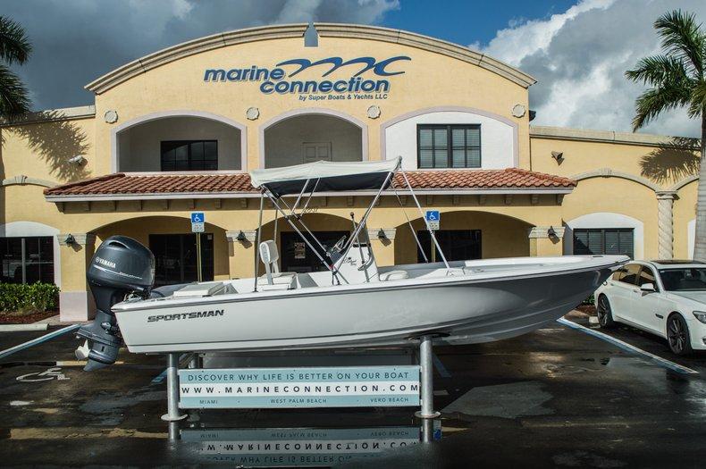 New 2016 Sportsman 20 Island Bay boat for sale in West Palm Beach, FL