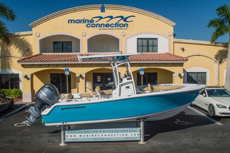 New 2016 Sportsman Open 212 Center Console boat for sale in West Palm Beach, FL