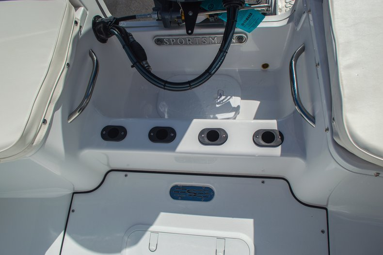 Thumbnail 23 for New 2016 Sportsman 19 Island Reef boat for sale in West Palm Beach, FL