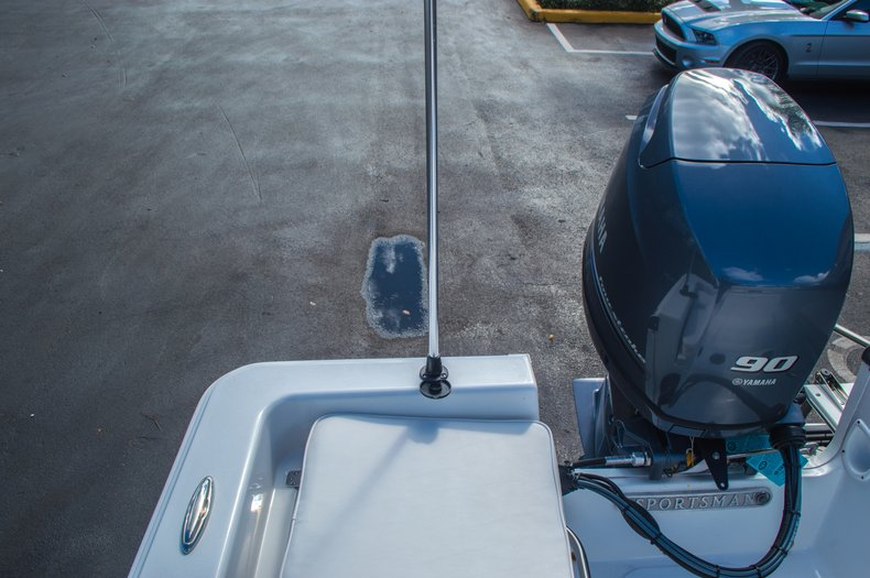Thumbnail 43 for New 2016 Sportsman 19 Island Reef boat for sale in West Palm Beach, FL