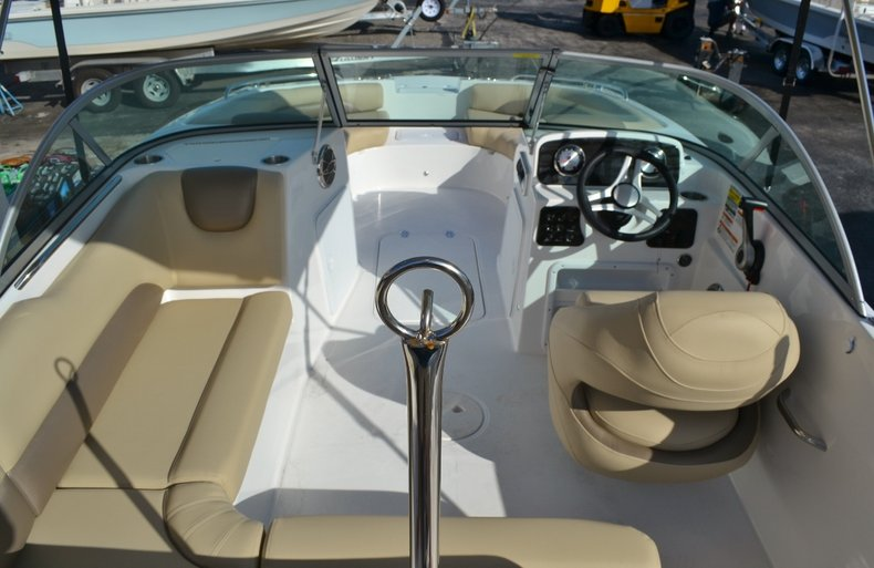 Image 9 for 2016 Hurricane SunDeck SD 187 OB in West Palm Beach, FL