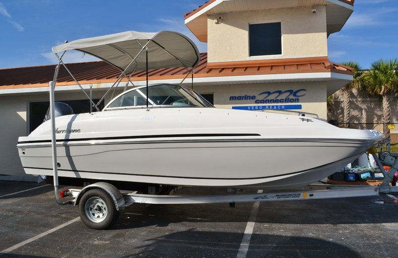Image 0 for 2016 Hurricane SunDeck SD 187 OB in West Palm Beach, FL