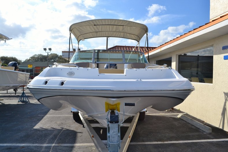 Image 2 for 2016 Hurricane SunDeck SD 187 OB in West Palm Beach, FL