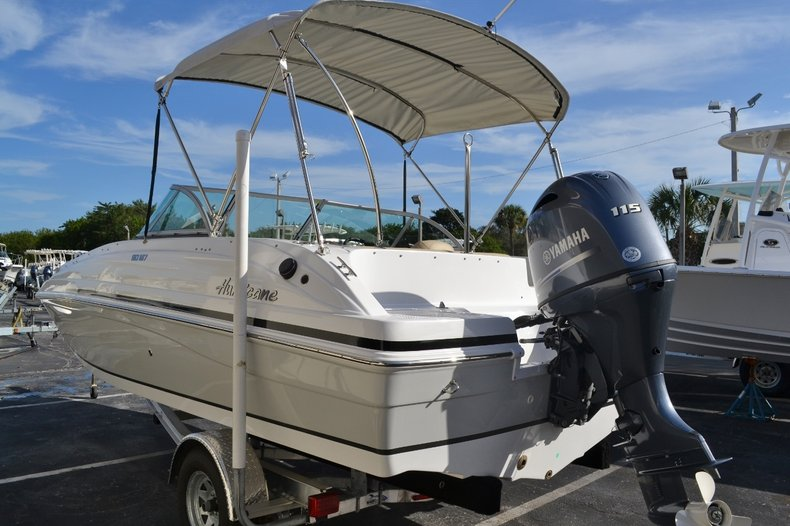 Image 4 for 2016 Hurricane SunDeck SD 187 OB in West Palm Beach, FL