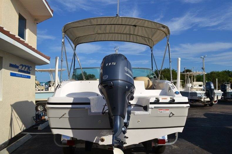 Image 5 for 2016 Hurricane SunDeck SD 187 OB in West Palm Beach, FL