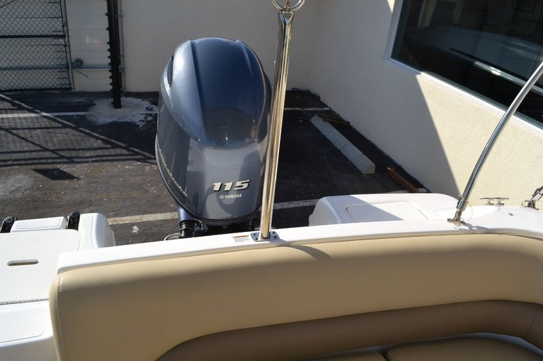 Image 17 for 2016 Hurricane SunDeck SD 187 OB in West Palm Beach, FL