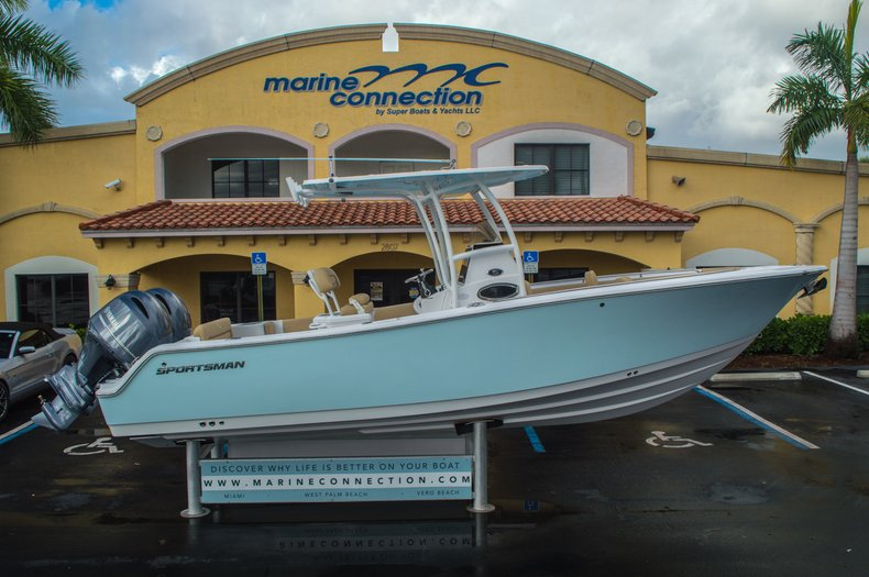 New 2016 Sportsman Heritage 251 Center Console boat for sale in West Palm Beach, FL