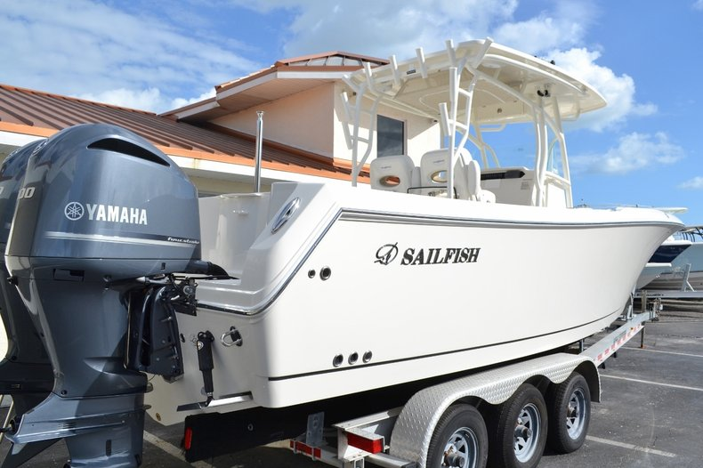 Thumbnail 6 for New 2016 Sailfish 290 CC Center Console boat for sale in West Palm Beach, FL