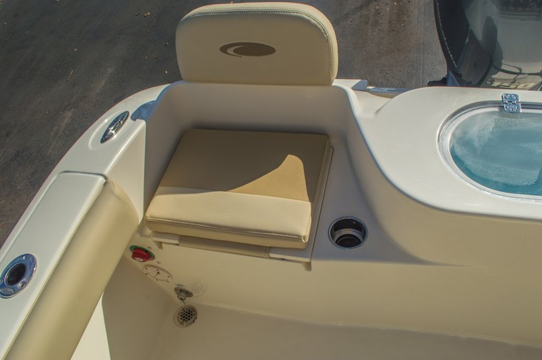Thumbnail 18 for New 2016 Cobia 217 Center Console boat for sale in West Palm Beach, FL