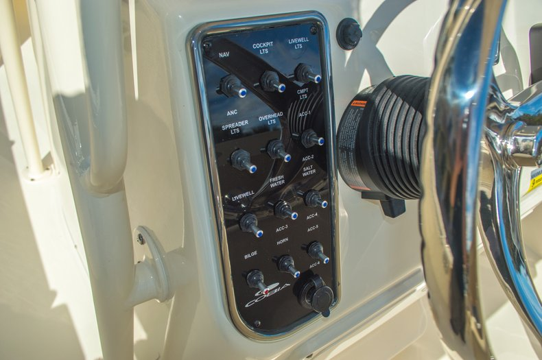 Thumbnail 37 for New 2016 Cobia 217 Center Console boat for sale in West Palm Beach, FL