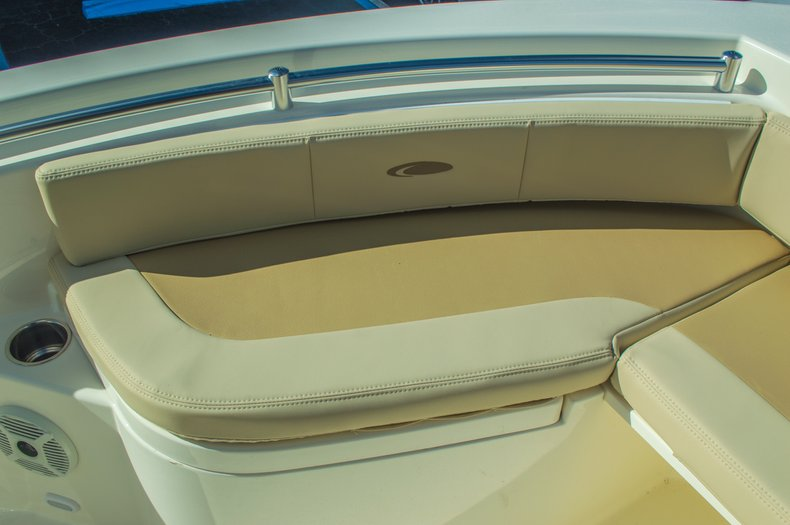 Thumbnail 42 for New 2016 Cobia 217 Center Console boat for sale in West Palm Beach, FL