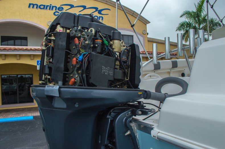 Thumbnail 11 for Used 2004 Cobia 210 WAC Walkaround boat for sale in West Palm Beach, FL