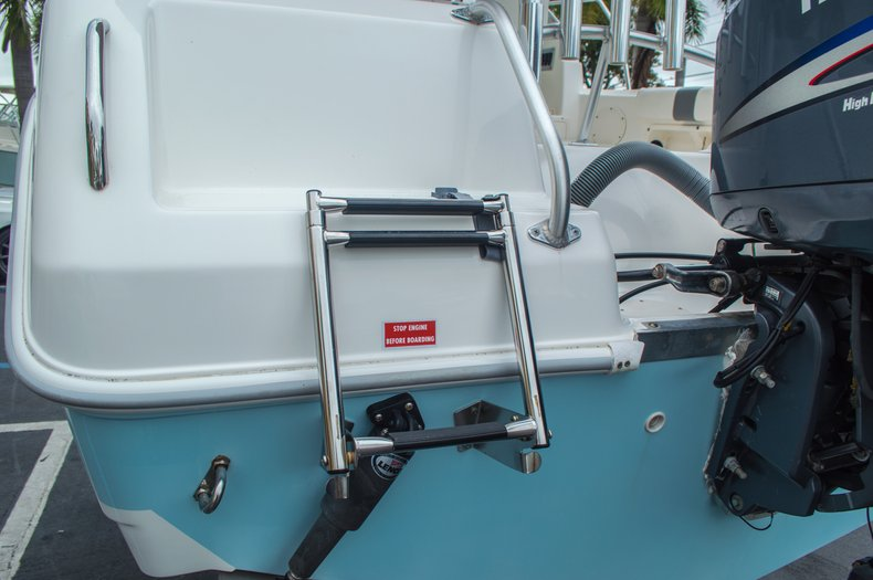 Thumbnail 14 for Used 2004 Cobia 210 WAC Walkaround boat for sale in West Palm Beach, FL