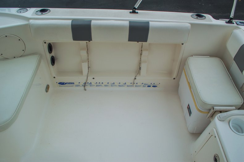 Thumbnail 25 for Used 2004 Cobia 210 WAC Walkaround boat for sale in West Palm Beach, FL