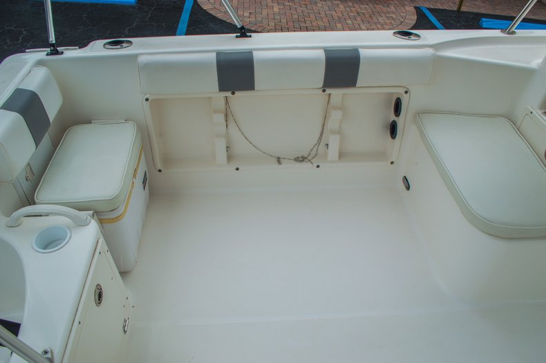 Thumbnail 26 for Used 2004 Cobia 210 WAC Walkaround boat for sale in West Palm Beach, FL
