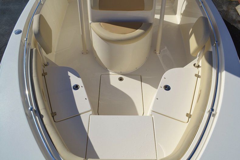 Thumbnail 15 for New 2016 Cobia 237 Center Console boat for sale in West Palm Beach, FL