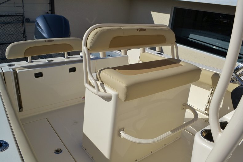Thumbnail 20 for New 2016 Cobia 237 Center Console boat for sale in West Palm Beach, FL