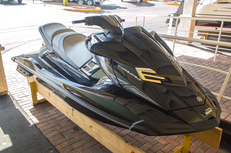 Thumbnail 1 for Used 2014 Yamaha Wave Runner FX SHO HIGH OUTPUT 1.8 boat for sale in West Palm Beach, FL