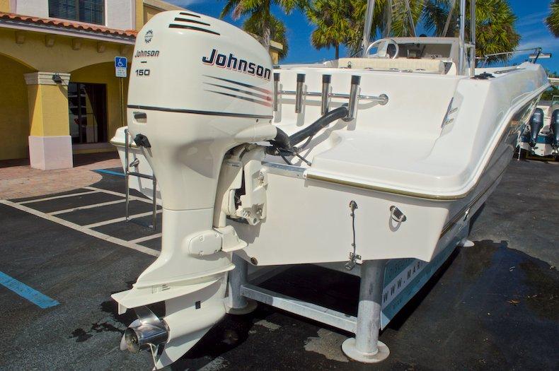 Thumbnail 10 for Used 2003 Aquasport 205 Osprey CC boat for sale in West Palm Beach, FL