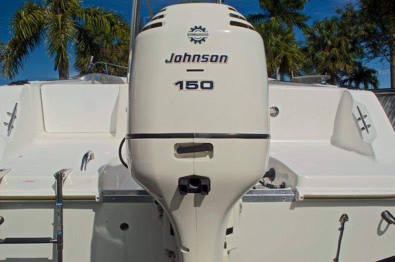 Thumbnail 11 for Used 2003 Aquasport 205 Osprey CC boat for sale in West Palm Beach, FL