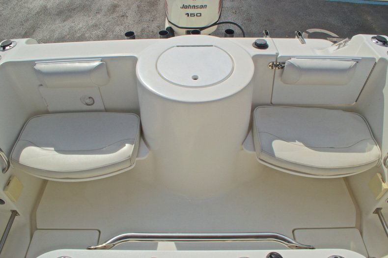 Thumbnail 20 for Used 2003 Aquasport 205 Osprey CC boat for sale in West Palm Beach, FL