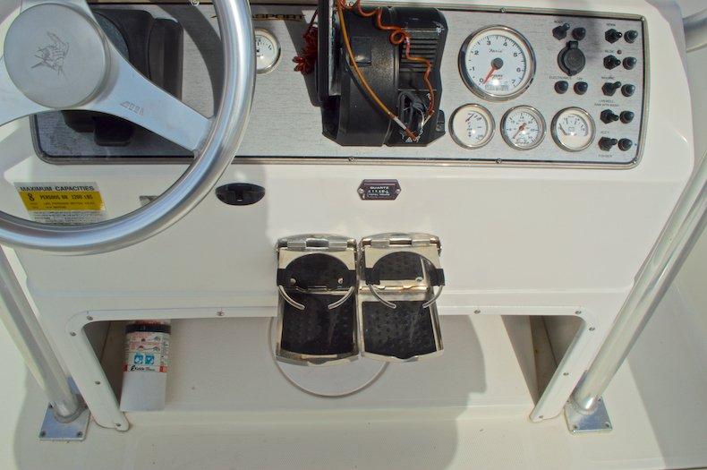 Thumbnail 42 for Used 2003 Aquasport 205 Osprey CC boat for sale in West Palm Beach, FL