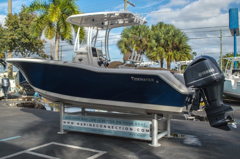 Thumbnail 4 for Used 2015 Tidewater 230 LXF Center Console boat for sale in West Palm Beach, FL
