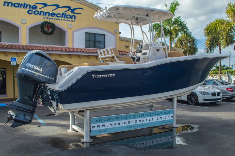 Thumbnail 6 for Used 2015 Tidewater 230 LXF Center Console boat for sale in West Palm Beach, FL