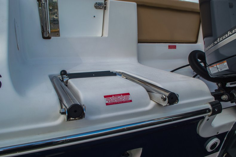 Thumbnail 9 for Used 2015 Tidewater 230 LXF Center Console boat for sale in West Palm Beach, FL