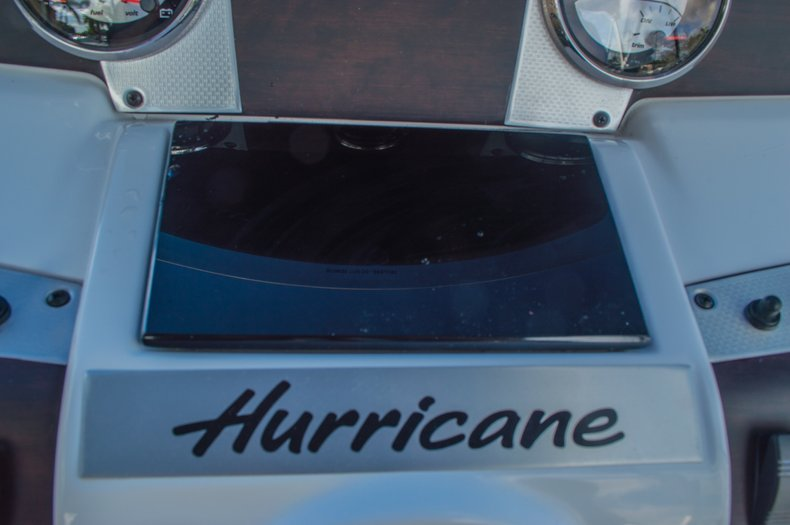 Thumbnail 26 for New 2016 Hurricane FunDeck FD 216 OB boat for sale in West Palm Beach, FL