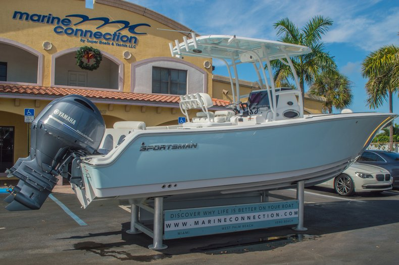 Thumbnail 7 for New 2016 Sportsman Heritage 251 Center Console boat for sale in West Palm Beach, FL