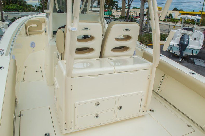 Thumbnail 32 for New 2016 Cobia 296 Center Console boat for sale in West Palm Beach, FL