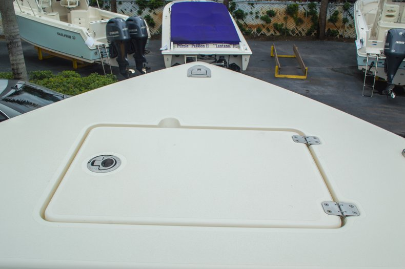 Thumbnail 74 for New 2016 Cobia 296 Center Console boat for sale in West Palm Beach, FL