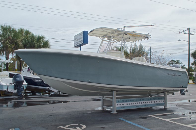 Thumbnail 4 for Used 2008 Sailfish 2660 CC Center Console boat for sale in West Palm Beach, FL