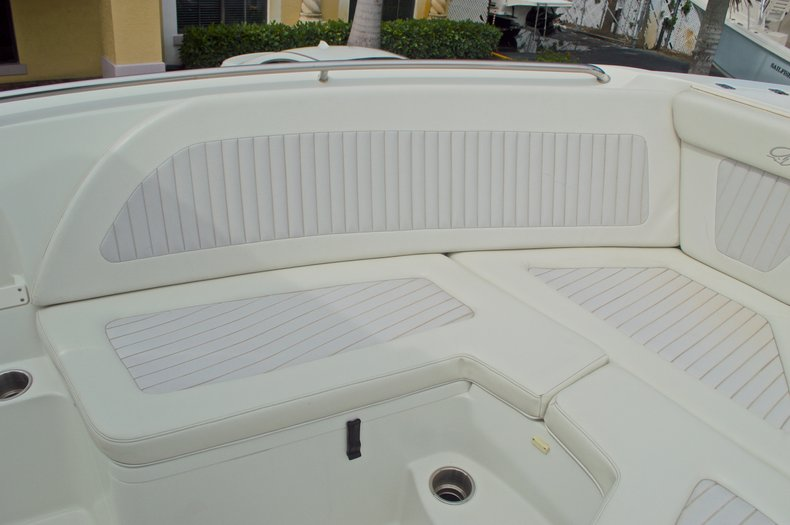 Thumbnail 44 for Used 2008 Sailfish 2660 CC Center Console boat for sale in West Palm Beach, FL