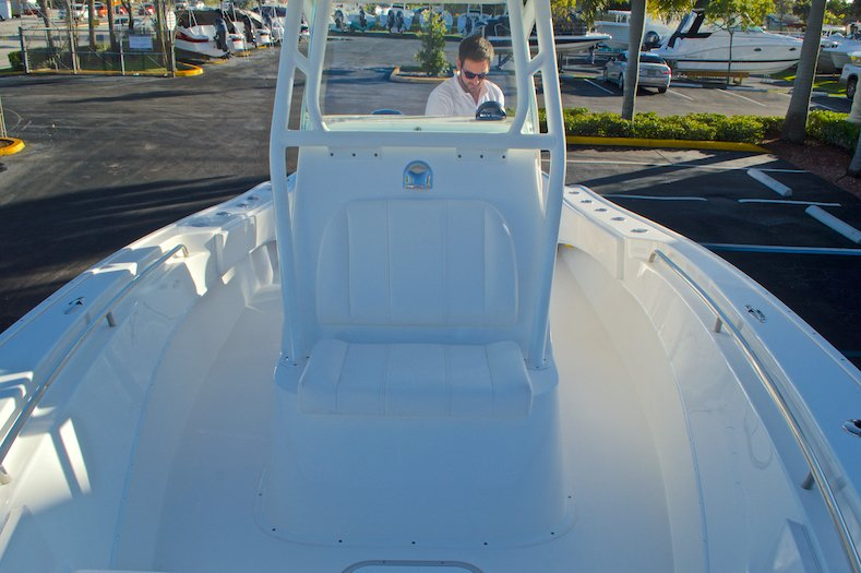 Thumbnail 79 for Used 2015 Cape Horn 27XS boat for sale in West Palm Beach, FL
